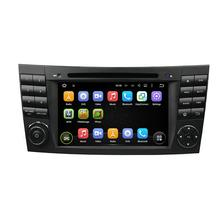 Benz W211 android 7.1 autoradio