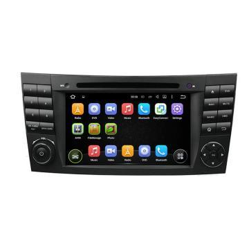Benz W211 android 7.1 auto radio