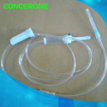 Disposable Infusion Set with Protective Cap
