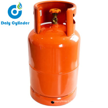 Thailand Market Low Pressure 4.5kg Mini Size LPG Gas Cylinder
