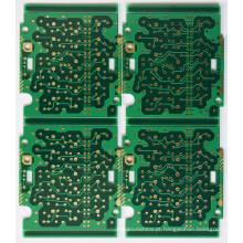 Placas de circuito do dispositivo de exibição de tela de toque