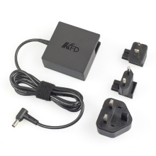 Adaptador da CA do portátil do quadrado 19V3.42A para Asus com 5.5 * 2.5mm