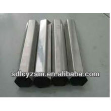 Carbon Steel Seamless Hexagonal Pipe