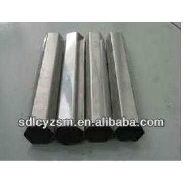 Mild Steel Seamless Hexagonal Tube
