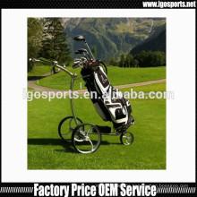 Lithium Elektro golftrolley