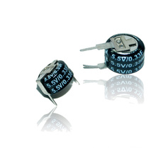 0.33 Ф 5.5 в Тип супер конденсатор монетки