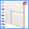 JHK-SK04  Latest Design 4 Panle Exterior Wooden Barn Door