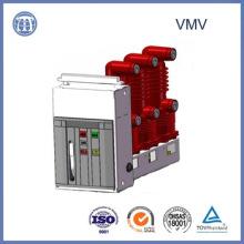 Disyuntor del vacío de la fuente 24kv-1250A Vmv de la fábrica con poste integrado