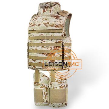 Kevlar or Tac-Tex Reinforced Type Ballistic Vest Nij Iiia
