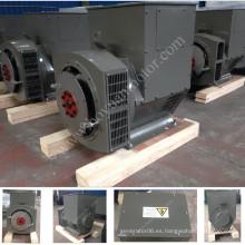Generador sin escobillas trifásico del imán permanente 6 ~ 200kw