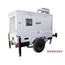 AOSIF Doosan 450kva générateur diesel portatif