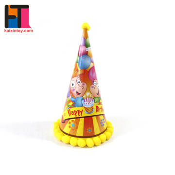 10257268 party toys supplier 2018 new product Christmas paper party hat