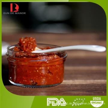 Hochwertige ningxia frische organische rote goji beere / wolfberry jam