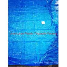 50GSM Blue Tarpauiln PE Tarpaulin Cover