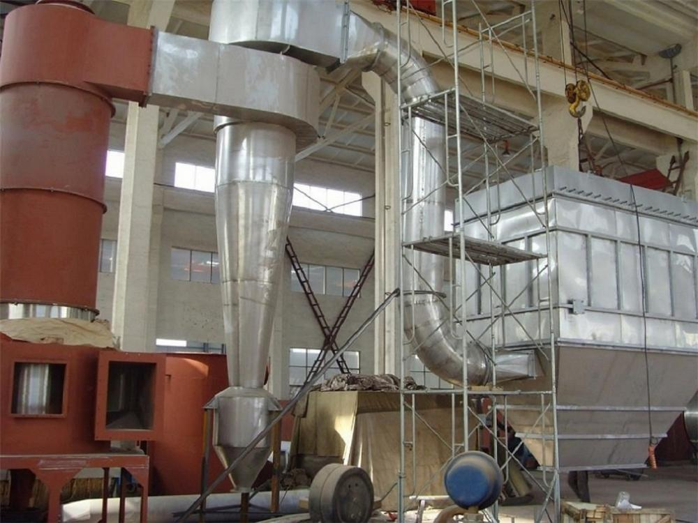 Series Rotaty Dryer machine