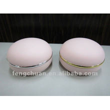 wholesale cosmetic jars pp 150g 100g 50g skin care packaging round shape
