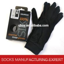 100% reiner Silk Bequemer Handschuh