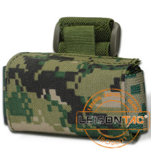 Tactical Wrist Pouch Adopts High Strength 1000d Nylon