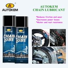 Chain Lubricant, Aeosol Spray Lubricant