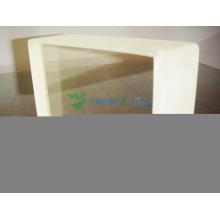 2mmpb Strahlenschutz Röntgenleitungsglas