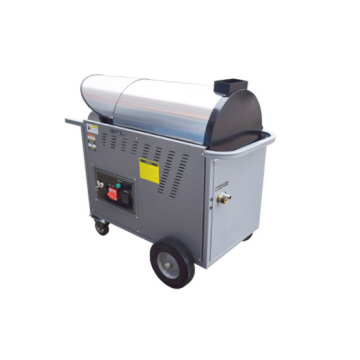 Natural Gas Heating Steam High Pressure Jet Washer
