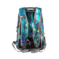 2017 New fashion comfortable shoulder solar power panel solar backpack