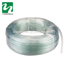 Hot selling products poultry farm used hyaline water tube round tube hollow plastic tube