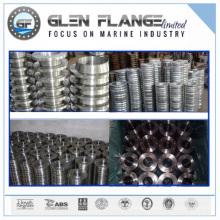 Titanium Ring Joint Flange, Titanium Gr7, Gr9, Gr12 Pipe Flange