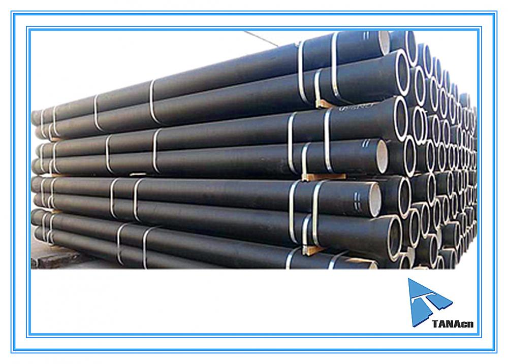 Cmax Ductile Iron Pipe