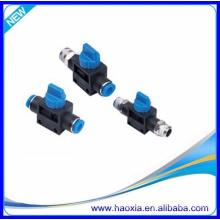 Série HVFF Regulador de velocidade pneumático barata Conexão pneumática