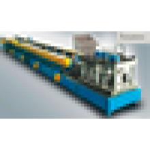 Máquina formadora de rollos de metal para construcción