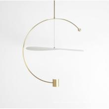 Nordic chandelier pendant light led modern decor pendant light fixture