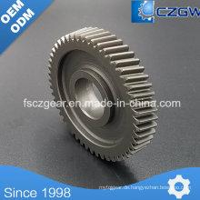 Kundenspezifische nicht standardmäßige Getriebe-Zahnrad-Zahnradgetriebe für verschiedene Maschinen