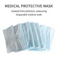 10 pcs máscaras descartáveis profissionais