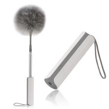 Duster Feather Elektronischer statischer Mikrofaser-Spin Duster