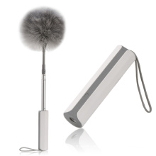 Feather Furniture Household Stick Retractable Microfibre Electric Spin Duster Ceiling Fans Microfiber Ellipse