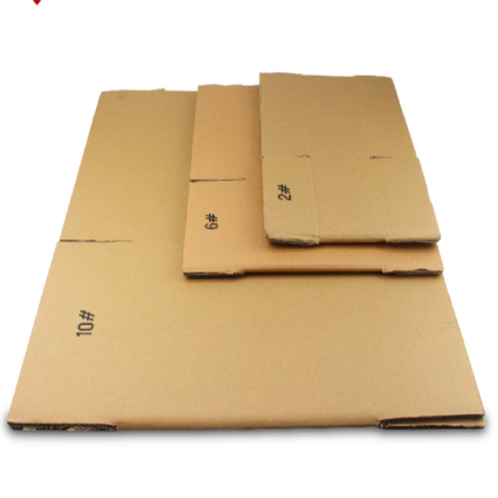 Cardboard Paper Packaging Size