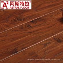 Registrado textura de madeira real superfície laminado (AS6012)