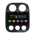 JEEP Compass Audio Accessories Androidカービデオプレーヤー
