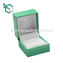 Cheap Fashion Finger Jewelry Folding Lid Paper Box For Rings
