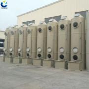 Endüstriyel toz giderme ekipmanları Cyclone tower