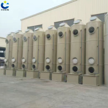 Cheapest Factory for Industrial Cyclone Tower Industrial dust removal equipment Cyclone tower supply to Somalia Supplier
