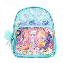 2020 Fashion Reversible Sequin Backpack Glitter Girls School Bags