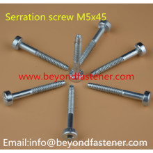 Half Thread Bolts Screw Torx Bit