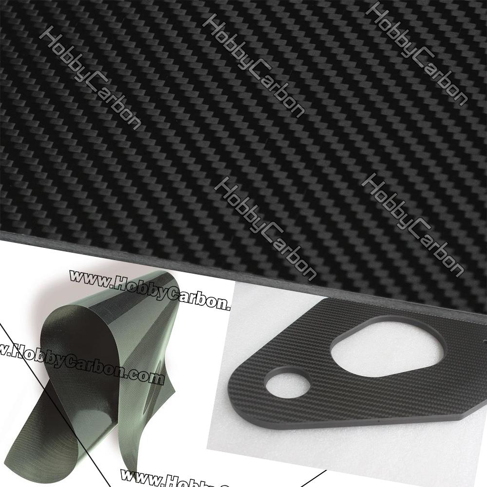 CNC carbon fiber plate
