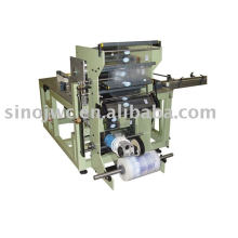 Máquina de embalagem do guardanapo do tecido