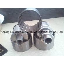 Boquillas de filtro de acero inoxidable