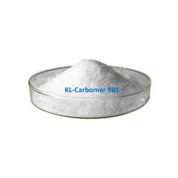 China New Product for China Manufacturer of Acrylic Dispersant Polymers,Acrylic Dispersant Thickeners KL Carbomer 981 export to North Korea Manufacturer