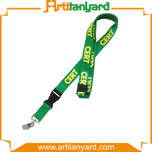 Lanyard with Logo Printed and Safety Breakaway