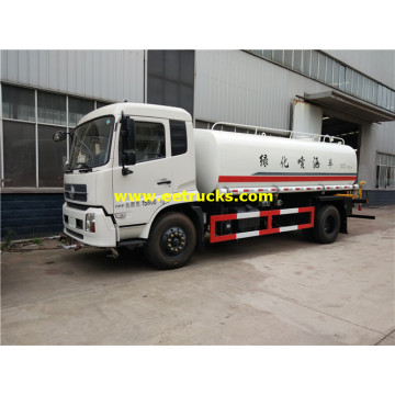 Dongfeng 15000L Street Water Tanker Vehicles